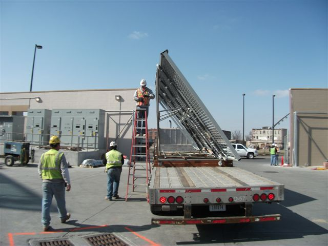 Omaha fence company commercial fence contractors installation professionals